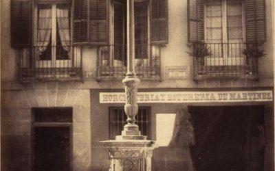 Horchateros en Madrid
