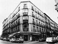 Tras las huellas de Antonio Machado en Madrid.