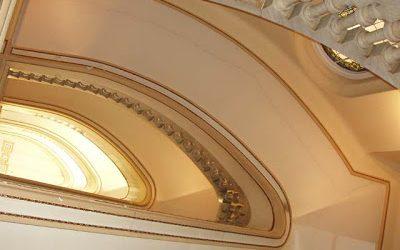 La escalera del Círculo