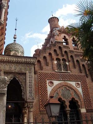 El palacete Laredo en Alcalá