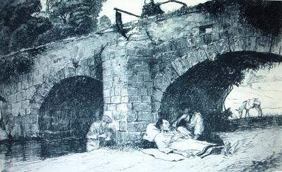 El Puente de Vallecas