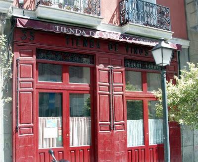 Tienda de Vinos («El Comunista»)