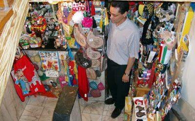 La tienda más pequeña de Madrid