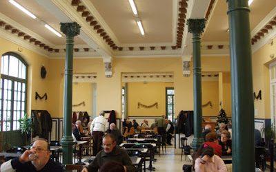 Cafetería del Centro de Mayores de Arganzuela