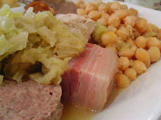 El cocido madrileño- 1