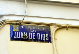 La calle de Juan de Dios.
