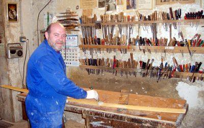 La carpintería de Alberto
