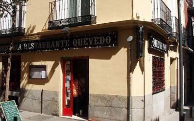Restaurante Quevedo.