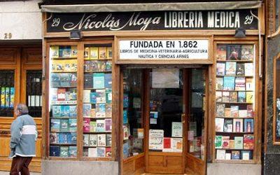 La librería más antigua.