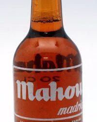 Cerveza madrileña.