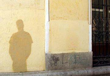 Gente pintada.