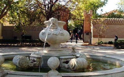 El parque de la Fuente del Berro, 1