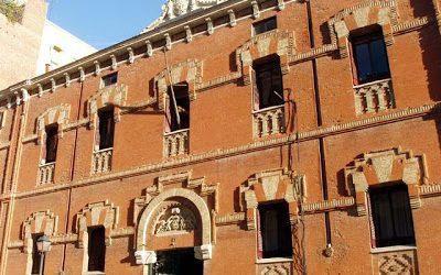Edificio del Archivo de Protocolos.