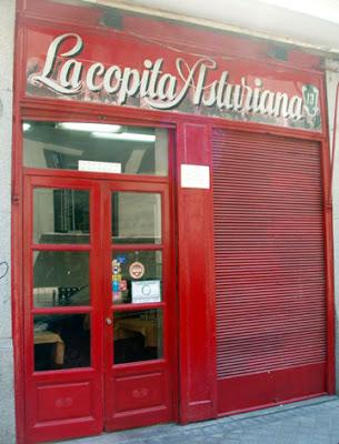 La Copita Asturiana