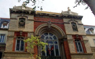 Edificio del Instituto Oftálmico