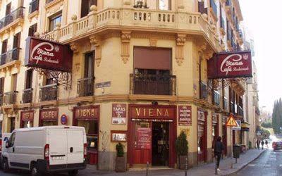 Café Viena.
