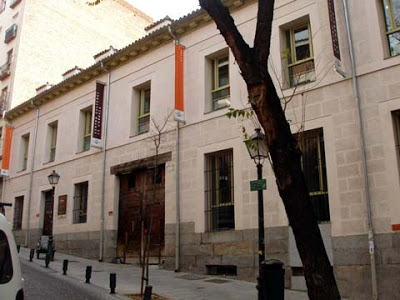 El Museo de Artes y Tradiciones Populares.