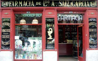 Farmacia Saiz García.