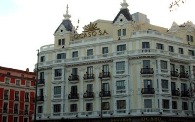 Edificio Ocaso en Fuencarral.