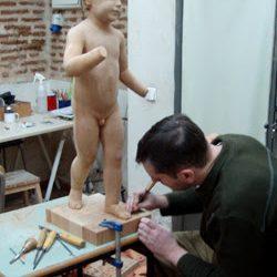 El taller del imaginero. 1