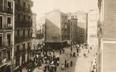 La calle del Cuervo.