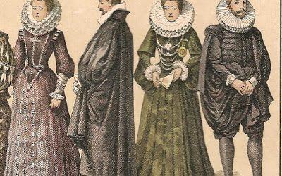 El pret a porter ya existía hace cuatro siglos.