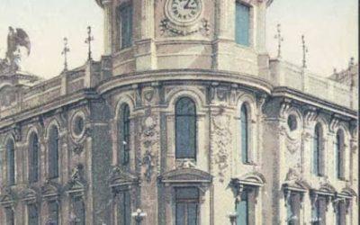 El Teatro Calderón.