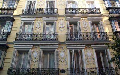 Los Balcones, patrimonio de Madrid.