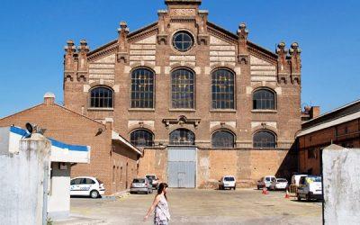 La antigua fábrica de gas de la S.G.I, en Méndez Álvaro.