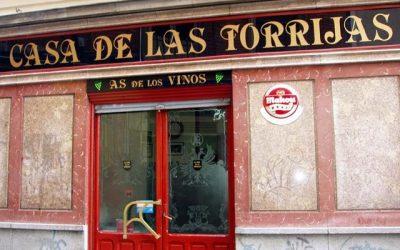 El As de los Vinos, o la Casa de las Torrijas