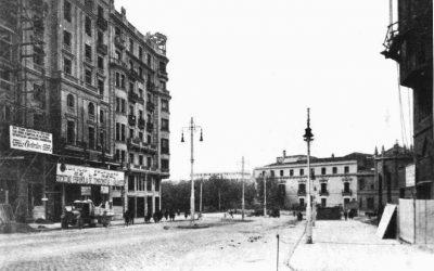 El Edificio España, 1: la construcción.