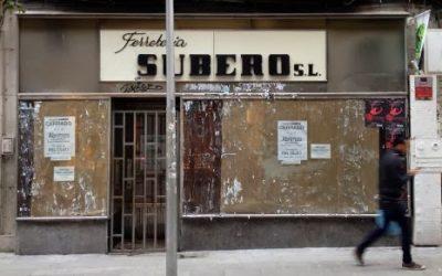 Recuerdo de Subero, la antigua ferretería de Fuencarral
