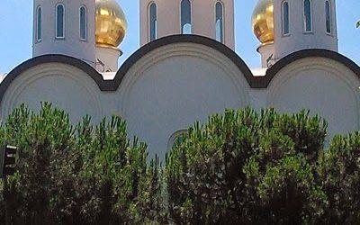 La basílica ortodoxa de Hortaleza