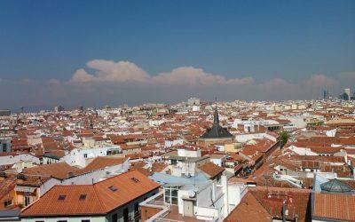 Las vistas desde Gran Vía, 32