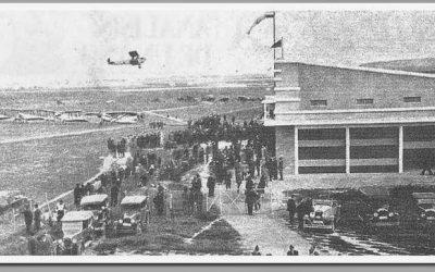 Los orígenes del Aeropuerto de Barajas, 1