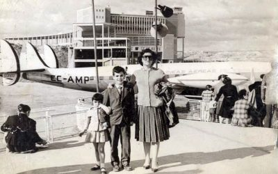 Orígenes del aeropuerto de Barajas, 4: De los años 60 al siglo XXI.