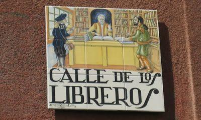 La leyenda de la calle Libreros
