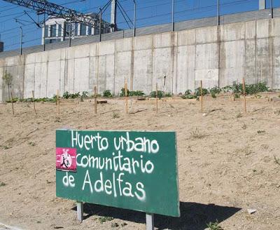Huertos Urbanos en Madrid