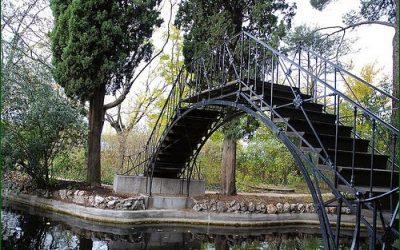 Los puentes de hierro de Madrid, (1)