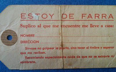 ESTOY DE FARRA