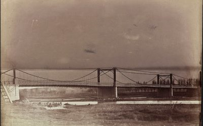 Los puentes de hierro (2) El Puente de Arganda