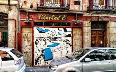 Un bar llamado Libertad.