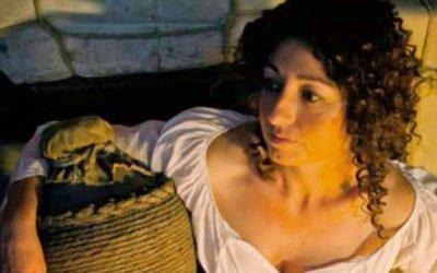 El romance de Cervantes con una tabernera.