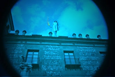 Leyenda de la casa de las Siete Chimeneas