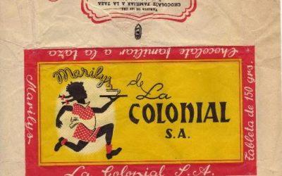 Los anuncios y los cromos de la Compañía Colonial