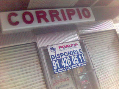 Recuerdos de Corripio