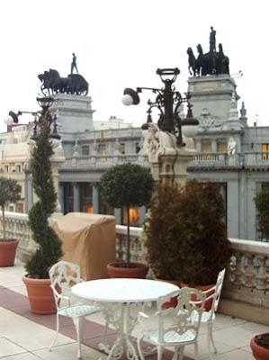 El Casino Madrileño: una azotea de película