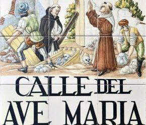 La calle del Ave María