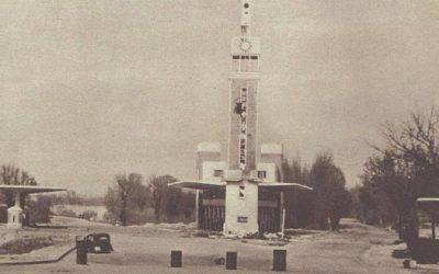 De cuando las gasolineras eran obras de arte