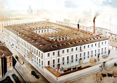 ¿Sabías que Lavapiés fue el Polígono Industrial de Madrid?